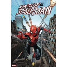 DF NONSTOP SPIDERMAN #1 BACHALO SGN (C: 0-1-2)