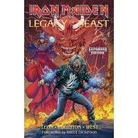 030520AIDEN LEGACY OF THE BEAST EXPANDED ED TP VOL 01