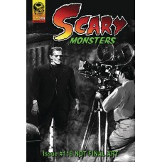 SCARY MONSTERS MAGAZINE #118 (C: 0-1-2)