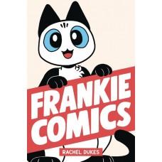 FRANKIE COMICS HC