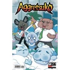 AGGRETSUKO #5 CVR A AMIN