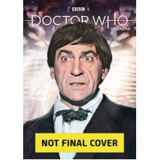 DOCTOR WHO MAGAZINE #553 (C: 0-1-1)