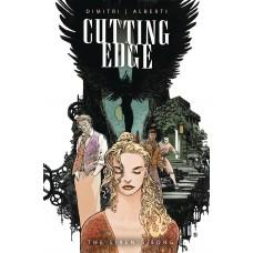 CUTTING EDGE SIRENS SONG #2 CVR B ALBERTI (MR)