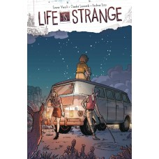 LIFE IS STRANGE PARTNERS IN TIME #3 CVR A LEONARDI (MR)