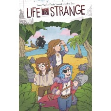 LIFE IS STRANGE PARTNERS IN TIME #3 CVR B GRALEY (MR)