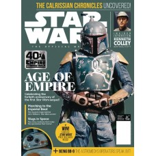 STAR WARS INSIDER #197 NEWSSTAND ED