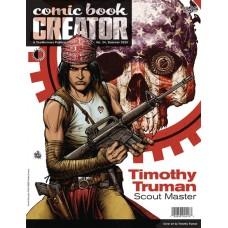 COMIC BOOK CREATOR #24 (C: 0-1-1)