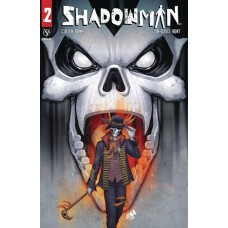 SHADOWMAN (2020) #2 CVR F 100 COPY INCV NAKAYAMA