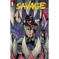 SAVAGE (2020) #1 CVR A TO