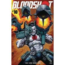 BLOODSHOT (2019) #10 CVR A BISLEY