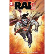 RAI (2019) #8 CVR B BLEVINS