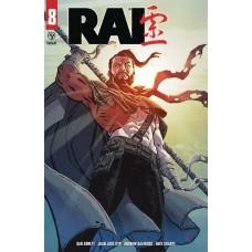 RAI (2019) #8 CVR C KANO