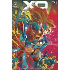 X-O MANOWAR (2020) #4 CVR A WARD