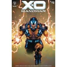 X-O MANOWAR (2020) #4 CVR C NGU
