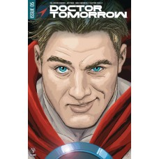 DOCTOR TOMORROW #5 (OF 5) CVR B KANO