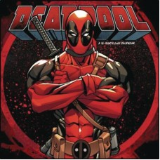 DEADPOOL 2021 WALL CALENDAR (C: 1-1-1)