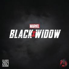 MARVEL BLACK WIDOW 2021 WALL CALENDAR (C: 1-1-1)