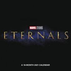 MARVEL THE ETERNALS 2021 WALL CALENDAR (C: 1-1-1)
