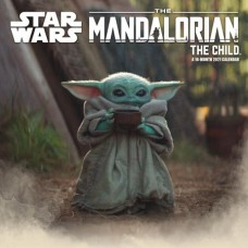STAR WARS MANDALORIAN THE CHILD 2021 WALL CAL (C: 1-1-0)
