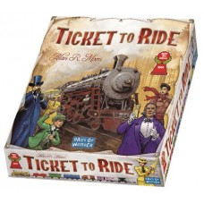TICKET TO RIDE BOARD GAME (Net) (C: 0-1-2)