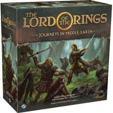 LOTR JOURNEYS IN MIDDLE EARTH BOARD GAME (Net) (C: 0-1-2)