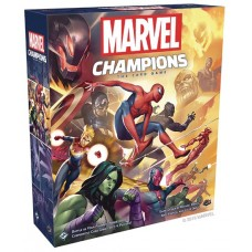 MARVEL CHAMPIONS CARD GAME (Net) (C: 0-1-2)