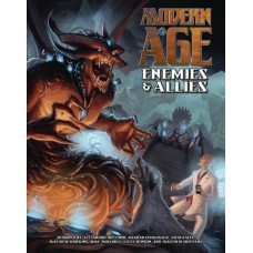 MODERN AGE RPG ENEMIES & ALLIES HC