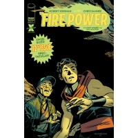 FIRE POWER BY KIRKMAN & SAMNEE #12 CVR A SAMNEE & WILSON