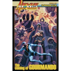 NEXUS NEWSPAPER STRIPS TP VOL 01 GOURMANDO (C: 0-1-2)
