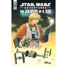 STAR WARS ADVENTURES WEAPON OF A JEDI #2 (OF 2) (C: 1-0-0)