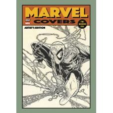 MARVEL COVERS MODERN ERA ARTIST ED HC MCFARLANE CVR (Net)