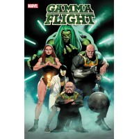 GAMMA FLIGHT #1 (OF 5)