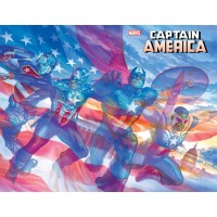 UNITED STATES CAPTAIN AMERICA #1 (OF 5)