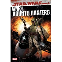 STAR WARS WAR BOUNTY HUNTERS #1 (OF 5) WOBH