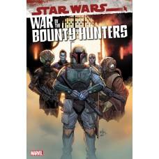 STAR WARS WAR BOUNTY HUNTERS #1 (OF 5) YU VAR