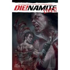 DIE!NAMITE LIVES #1 CVR A PARRILLO