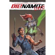 DIE!NAMITE LIVES #1 CVR C LINSNER