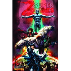 SUPER ZOMBIES HC OVERSIZED
