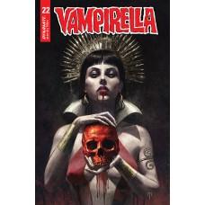 VAMPIRELLA #22 CVR B MASTRAZZO