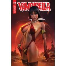 VAMPIRELLA #22 CVR C MAER
