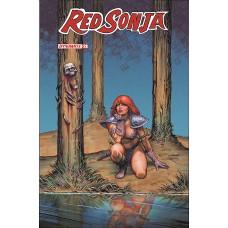 RED SONJA #28 CVR B LINSNER