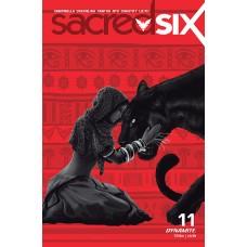 SACRED SIX #11 CVR D MAINE