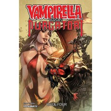 VAMPIRELLA VS PURGATORI #4 CVR B PAGULAYAN