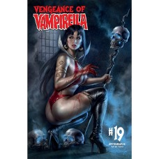 VENGEANCE OF VAMPIRELLA #19 CVR A PARRILLO