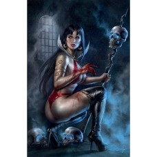 VENGEANCE OF VAMPIRELLA #19 PARRILLO LTD VIRGIN CVR