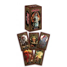 RED SONJA TAROT CARD SET
