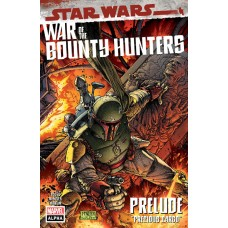 DF STAR WARS WAR OF BOUNTY HUNTER ALPHA #1 SOULE SGN (C: 0-1