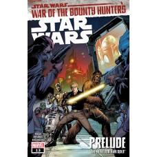 DF STAR WARS WAR OF BOUNTY HUNTER #13 PRELUDE SGN (C: 0-1-2)