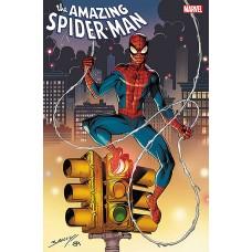 DF AMAZING SPIDERMAN #66 SPENCER SGN (C: 0-1-2)