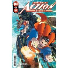 DF ACTION COMICS #1031 KENNEDY JOHNSON SGN (C: 0-1-2)
